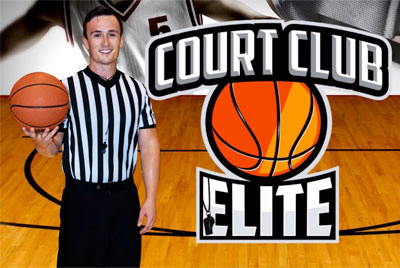 Court Club Basketball Referee Training